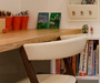 study + custom joinery unit designed by inochi
