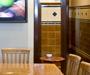 main bar : boardroom area closed off